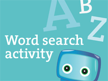 word search spotlight