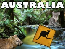 Australia spotlight