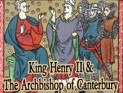 Henry II and Archbishop spotlight