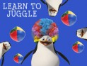 madagascar 3 learn to juggle spotlight 300x225