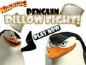 madagascar 3 penguin pillow fight spotlight 300x225